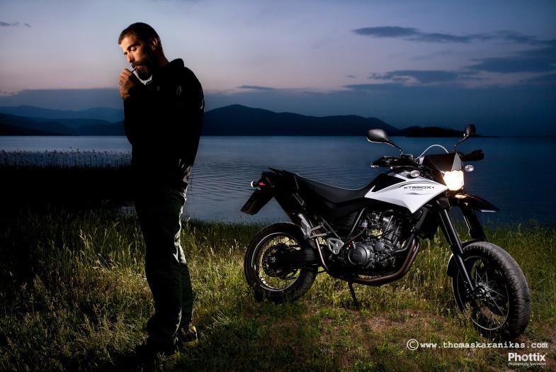 Motorcyclist phottix